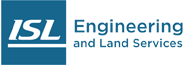 ISL Engineering and Land Services Logo